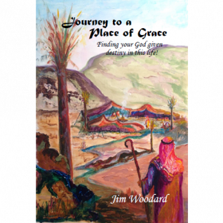Journey to a Place of Grace book by Jim Woodard